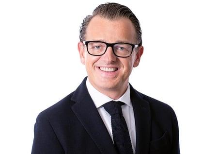 Jean-Philippe Blangy er forvaltningssjef i Tristan