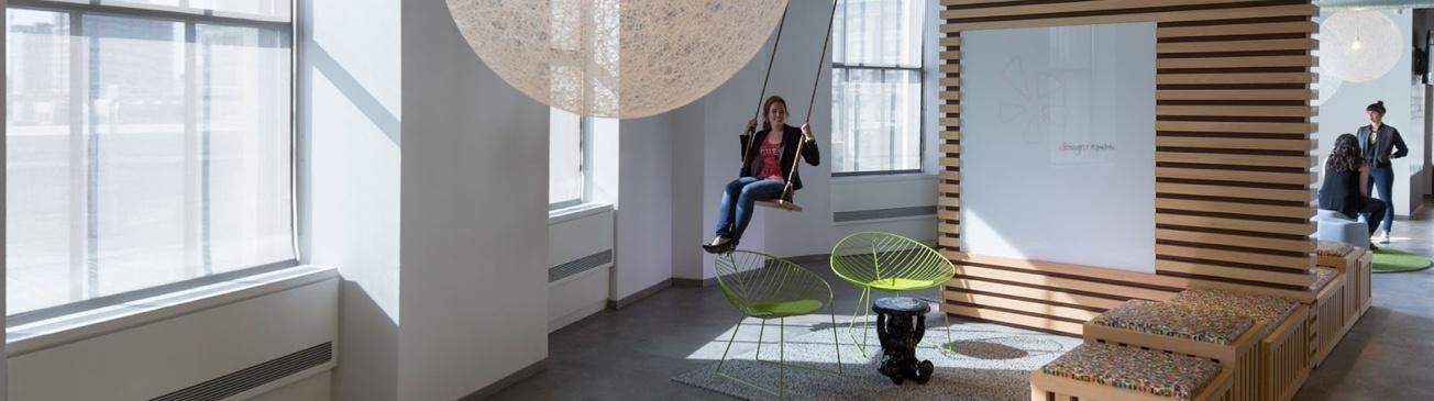 5 grunner til å skrote faste kontorplasser