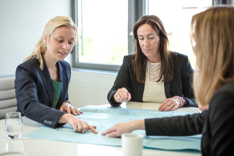 Malling eiendomsinvestering og  bytte kontorlokaler, kontor