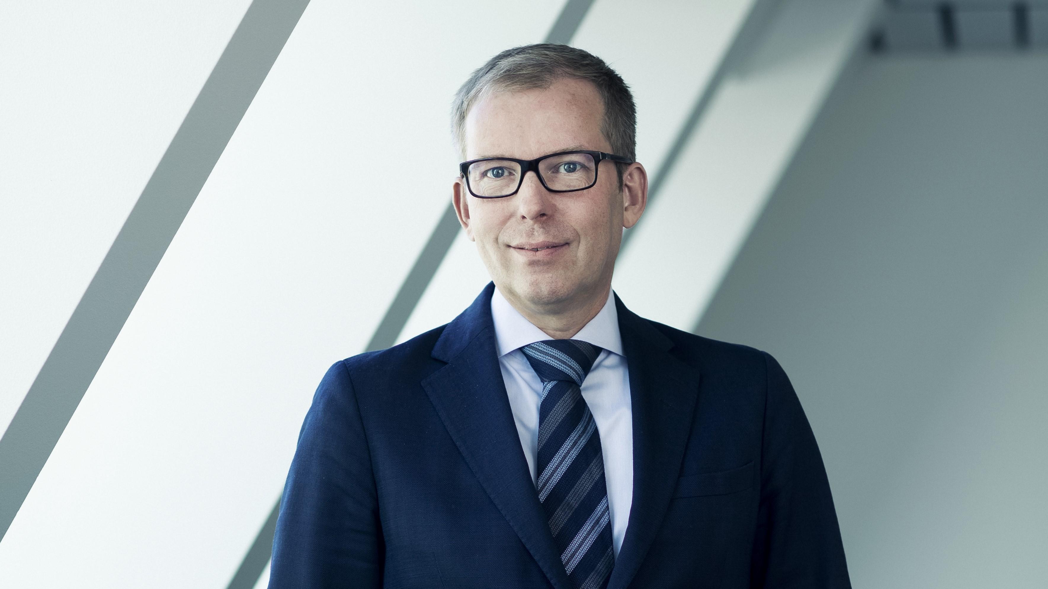 Håkon Haugli administrerende direktør i Innovasjon Norge Kreditering  Astrid Waller