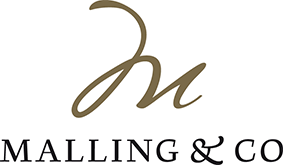 Eiendomshuset Malling & Co logo